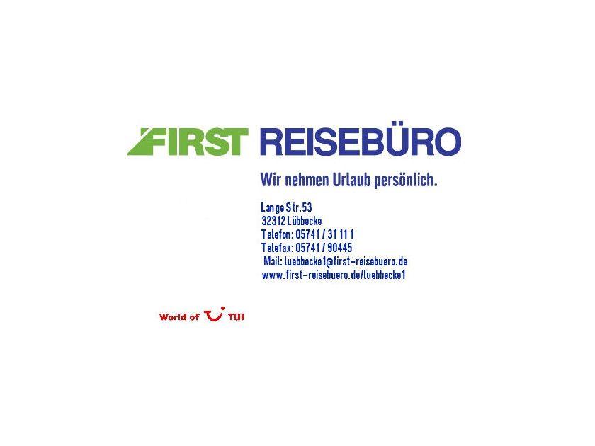 First Reisebüro - TUI Deutschland GmbH