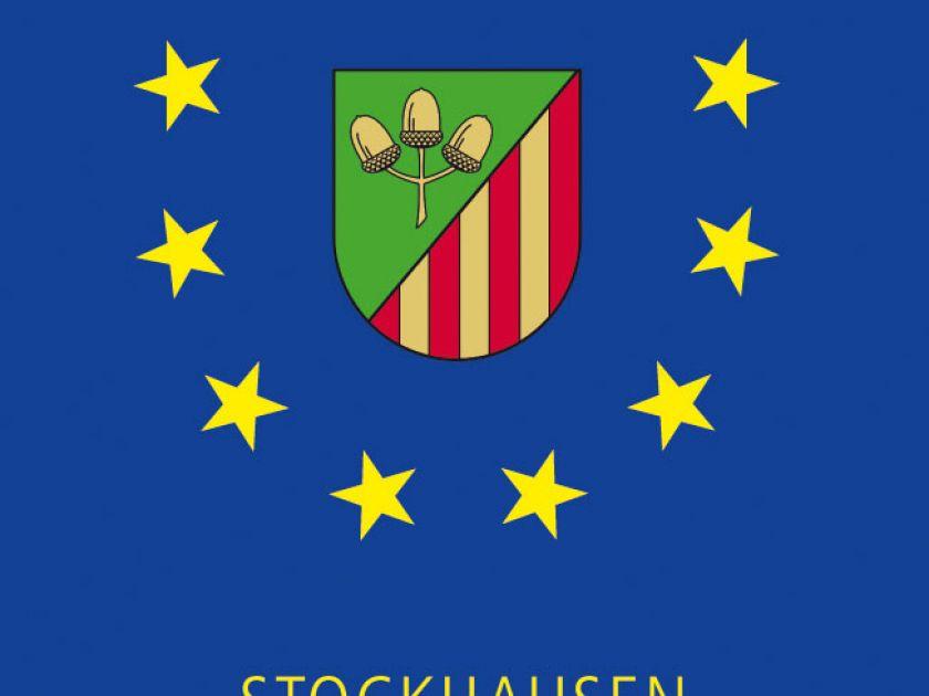 """Logo """"Stockhausen für Europa"""""""