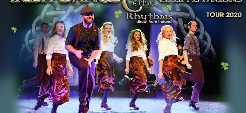 Celtic Rhythms direct from Ireland