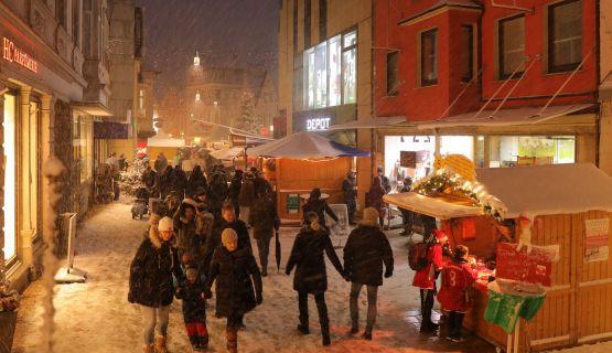 Weihnachtsmarkt Lübbecke
