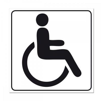 Piktogramm Rollstuhl