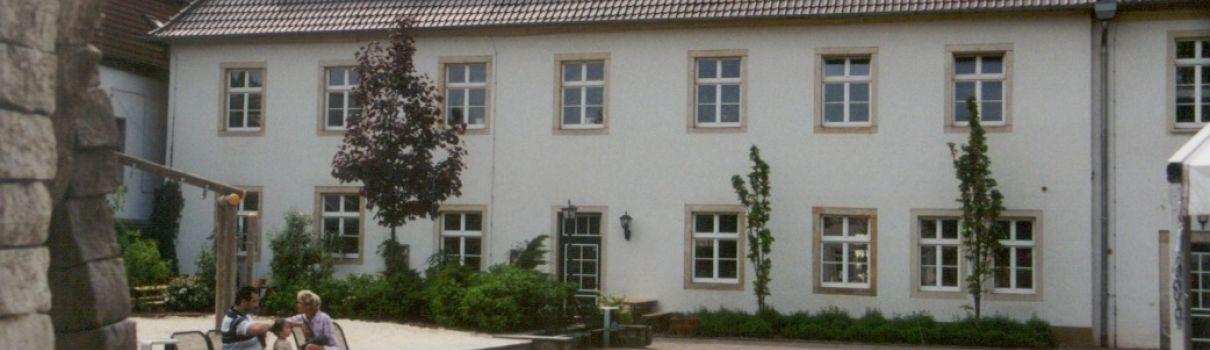 Altes Amtsgericht - Innenhof