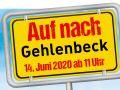 Lübbecke on tour - Auf nach Gehlenbeck