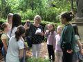 "Familienführung ""Mit Kindern den Friedhof entdecken"""