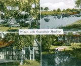 """Postkarte """"Moor- und Saunabad Isenstedt"""" (Bildnachweis: Stadtarchiv Lübbecke)"""