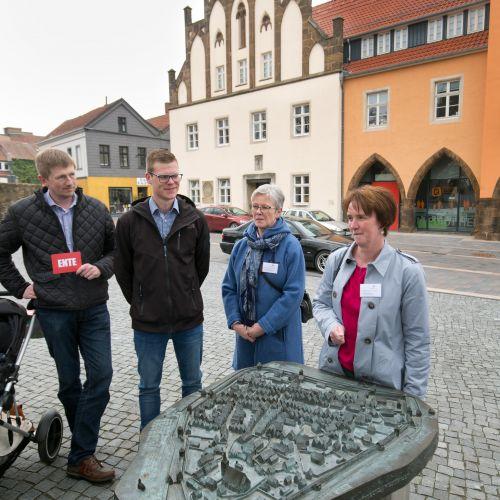 Stadtführungen in Lübbecke