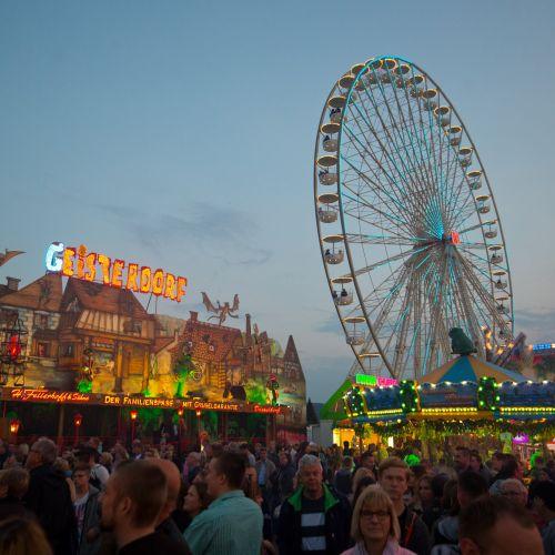 Blasheimer Markt, 3. - 6. September 2020
