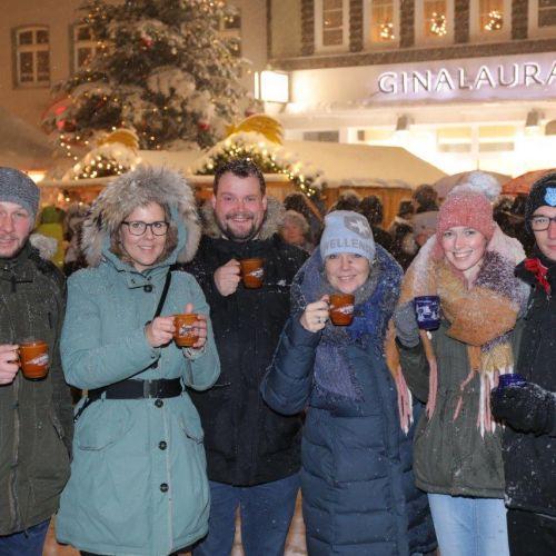 Weihnachtsmarkt Lübbecke, 2. bis 6. Dezember 2020