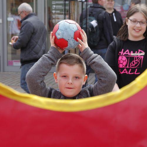 Lübbecker Kinderfest, 4. und 5. Mai 2019, mit Kinderflohmarkt am Sonntag