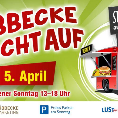 Lübbecke tischt auf, 4./5. April 2020